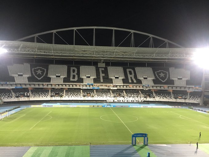 Botafogo x Portuguesa-RJ - Campeonato Carioca 2017-2018 ... 3342fca91254a