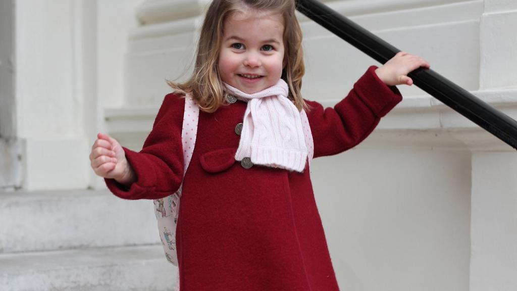 Queen Elizabeth shares how Princess Char...