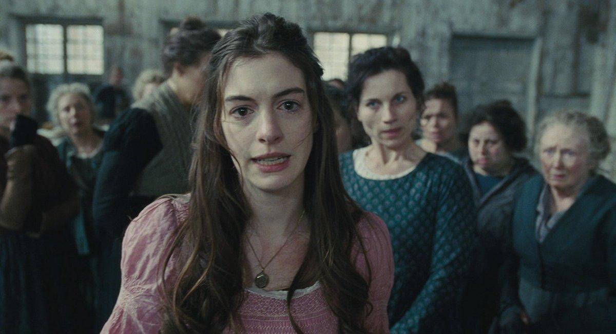"best of anne hathaway on Twitter: ""Anne Hathaway as Fantine (Les ..."
