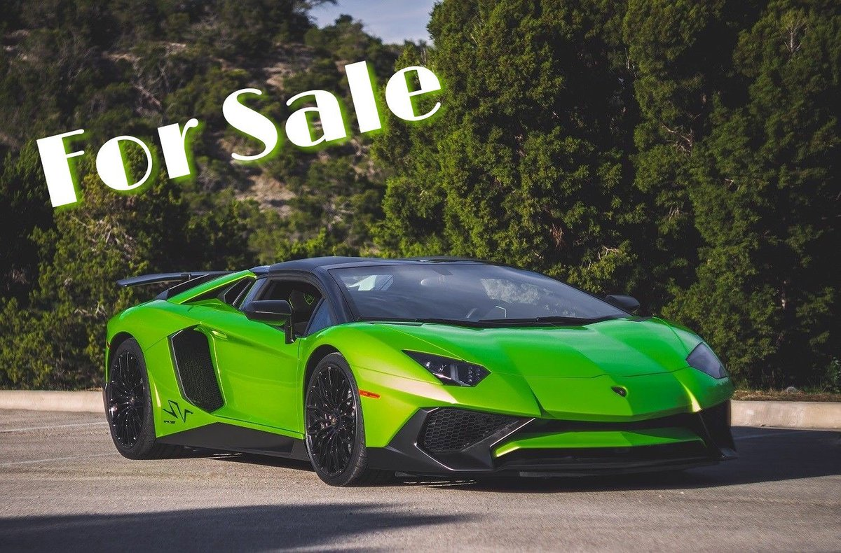 Lamborghini For Me On Twitter For Sale 2017 Lamborghini Aventador Lp 750 Sv Roadster For 670 000 More Details In Our Aventador Inventory Lamborghini Aventador Hot Aventadorsv Lamborghiniforme Beautiful Fire Lit Luxury Https T Co