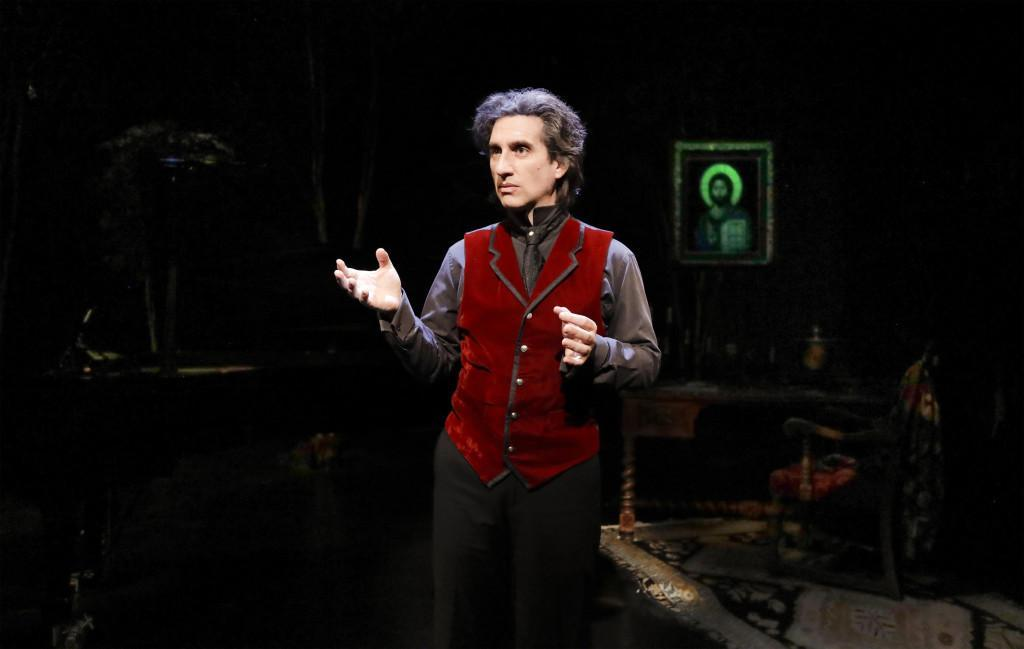 Theater: Hershey Felder brings 'Our Great Tchaikovsky' to life https://t.co/K97ElE5Ych