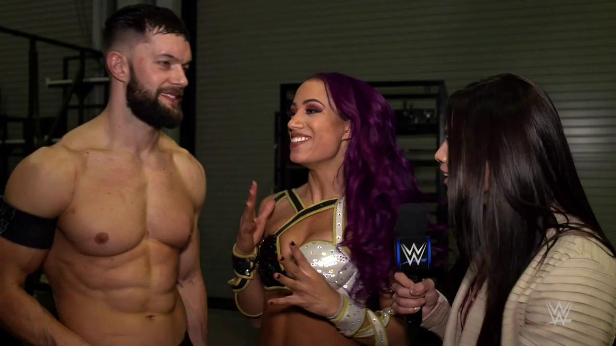 EXCLUSIVE: Take it from @FinnBalor and @...