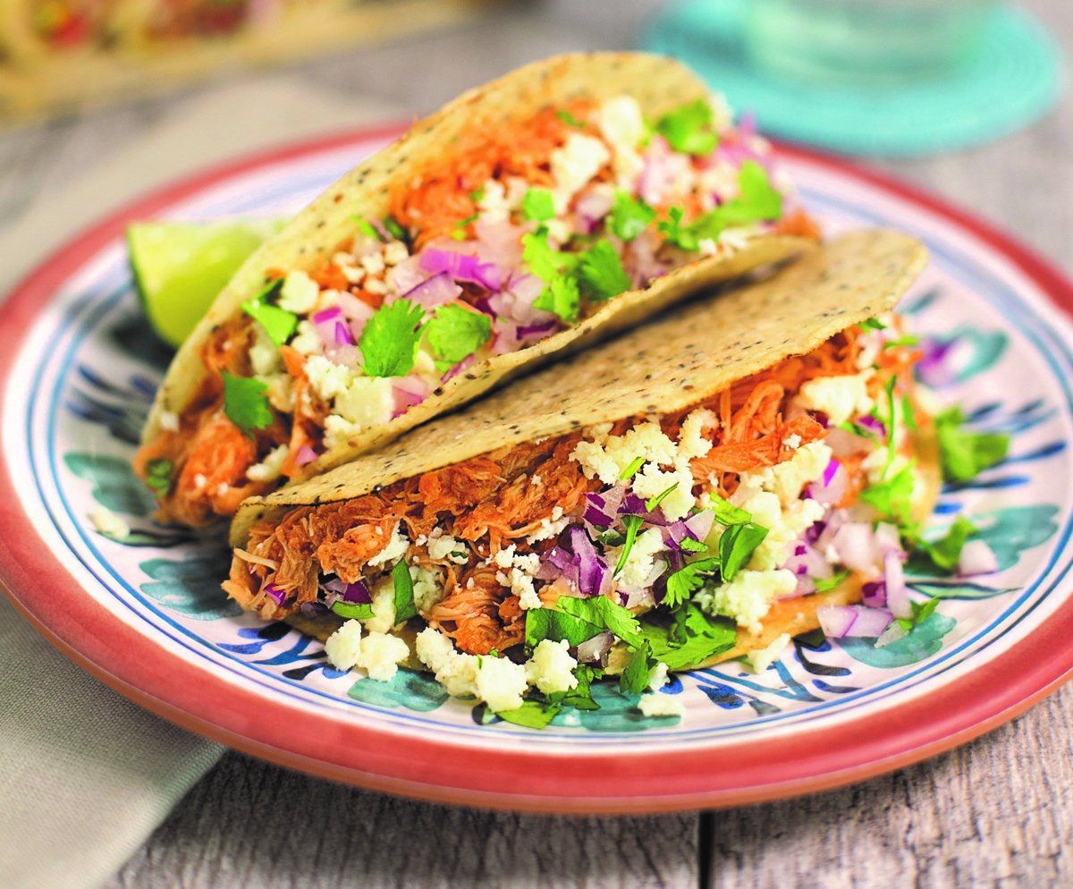 Grandmanner magazine on twitter its tacotuesday lets make slow slow cooked pulled chicken tacos for dinner print and download recipe httpstkehabusqrs foodenvy foodiechats foodies foodnetwork eats forumfinder Choice Image