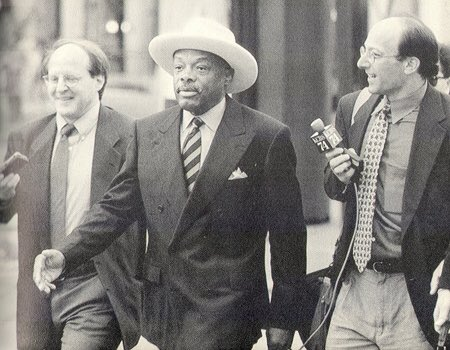 """California African American Museum på Twitter: """"In January of 1980, Willie Lewis Brown, Jr. becomes the first African American Speaker in a state legislature when he is selected for the post in"""