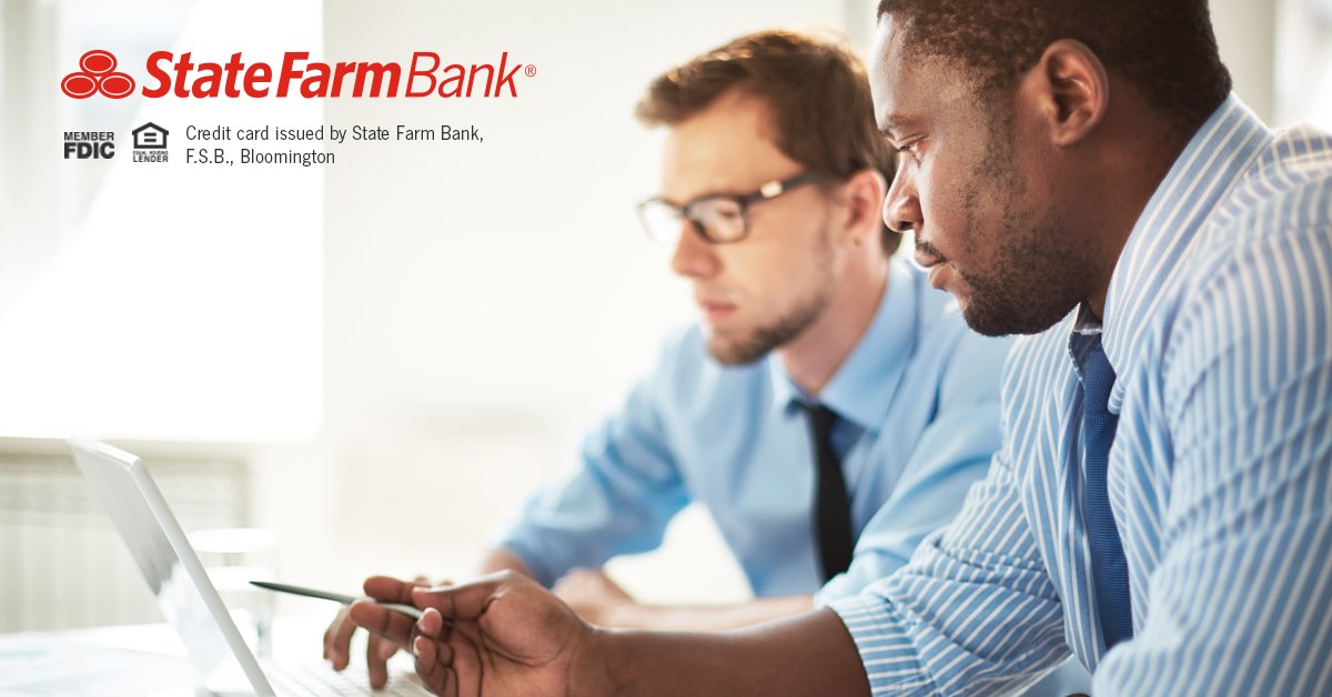 Alisha alef on twitter choosing the right credit card for your check out the state farm bank business visa credit card that offers valuable rewards to fit your business needs httpst8tc8rmo picitter colourmoves