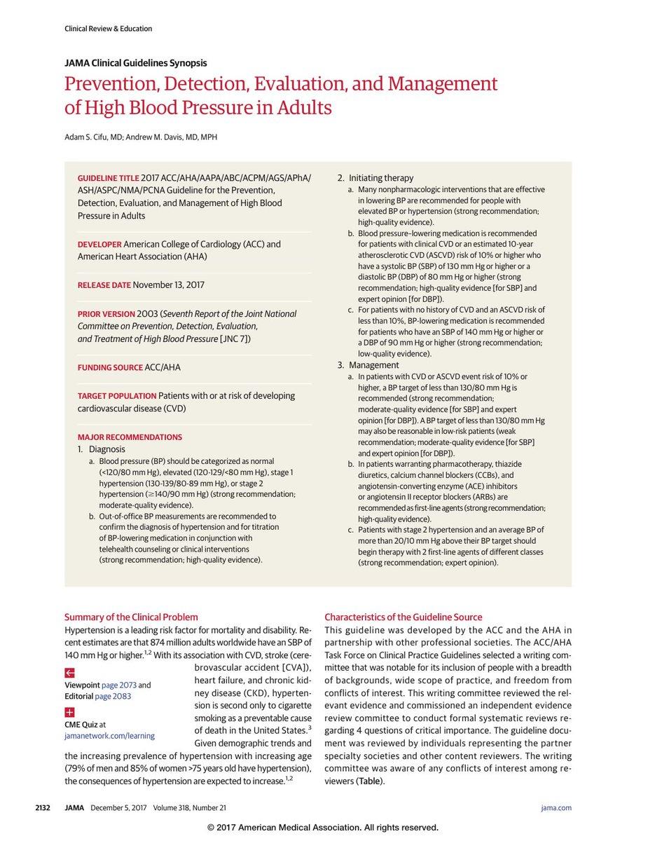 nice guidelines hypertension 2017 pdf