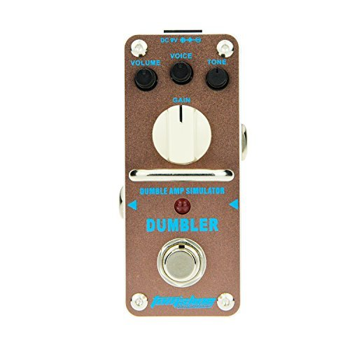 Pedale effetto overdrive DUMBLER ADR-3 S...