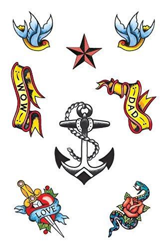 Tatuaggi Tema Sailor Moon a soli 3.50 EU...