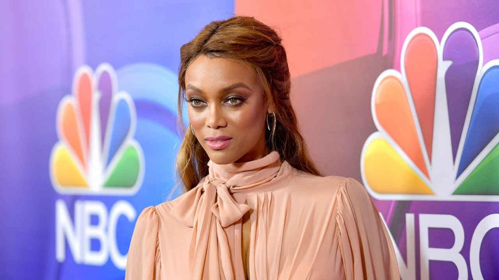 Tyra Banks reveals that she gave herself...