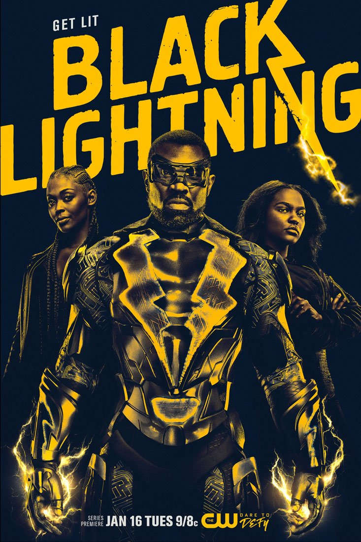 RT if you loved tonight's #BlackLightnin...