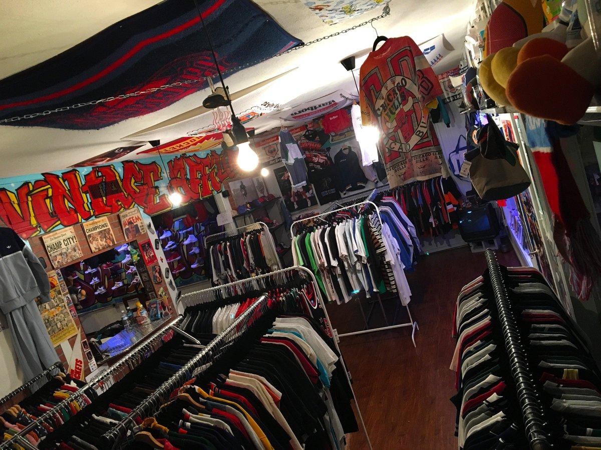 vintage clothing stores houston tx