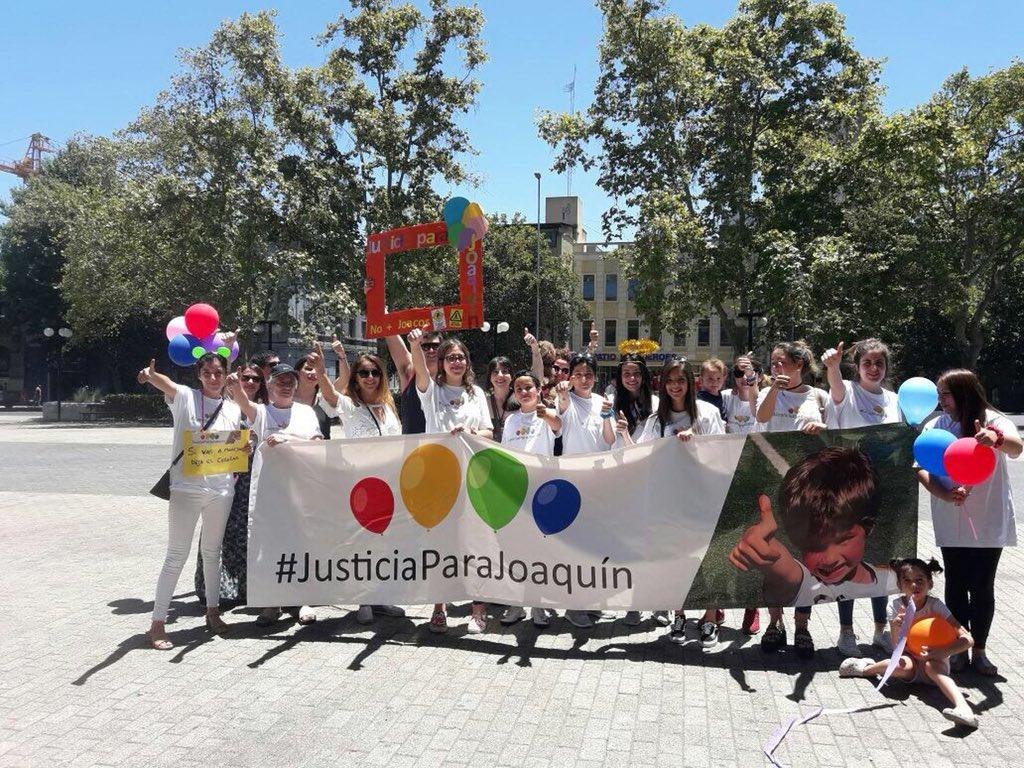 Muchas familias ya apoyan a #JusticiaPar...