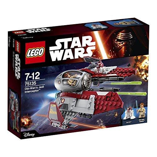LEGO - 75135 Star Wars: Obi-Wan's Jedi I...