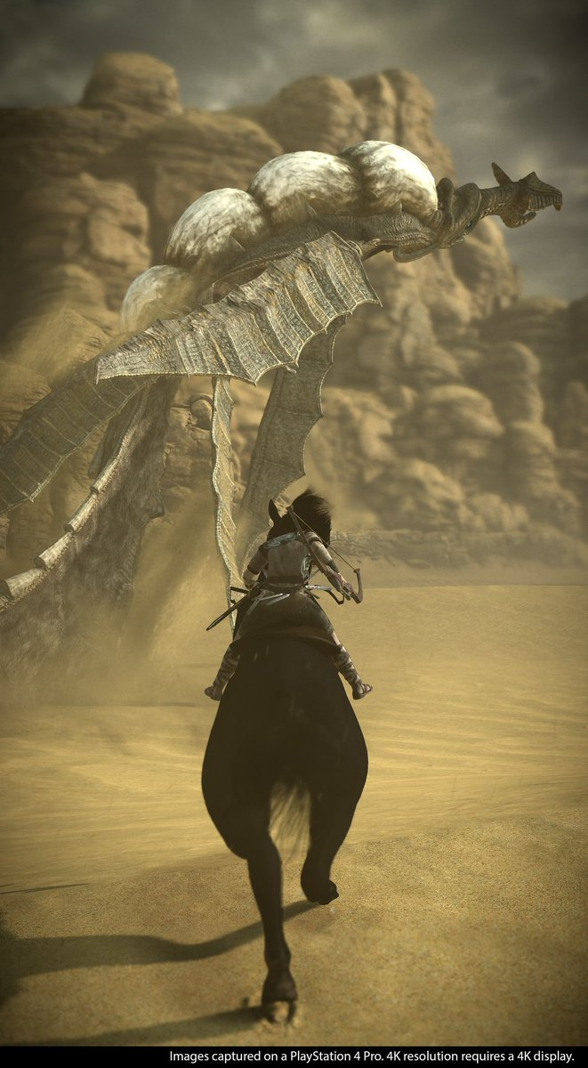 Playstation On Twitter Photo Mode In Shadow Of The Colossus
