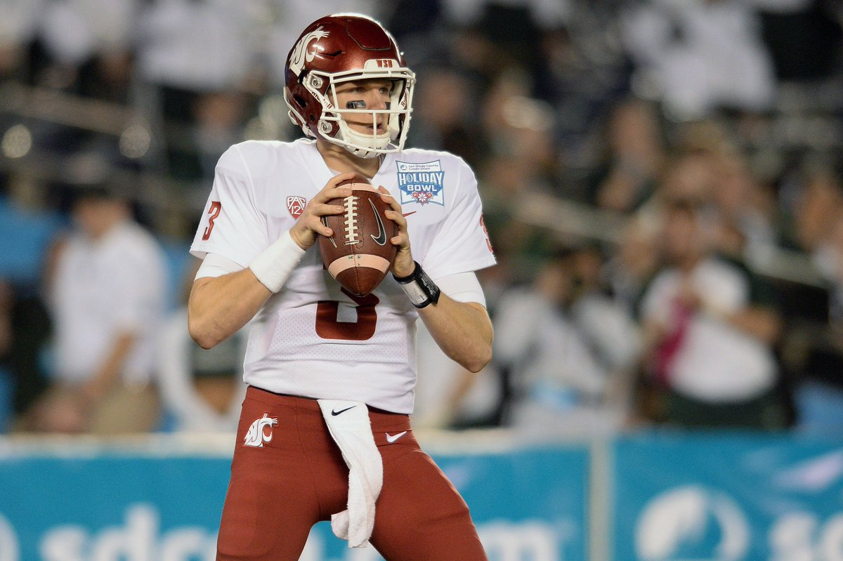 Breaking: Washington State QB Tyler Hilinski found dead after apparent suicide