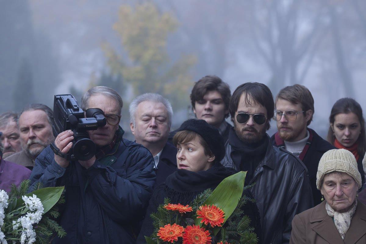 RT @Citazine #Cinema #TheLastFamily explore l'intimité familiale du peintre surréaliste Zdzisław Beksiński à travers un biopic dense et innovant. Une œuvre étrange, parfois dérangeante et absolument fascinante sur l'art, la famille, la mort et le temps qui passe. 🎨🖌️💕