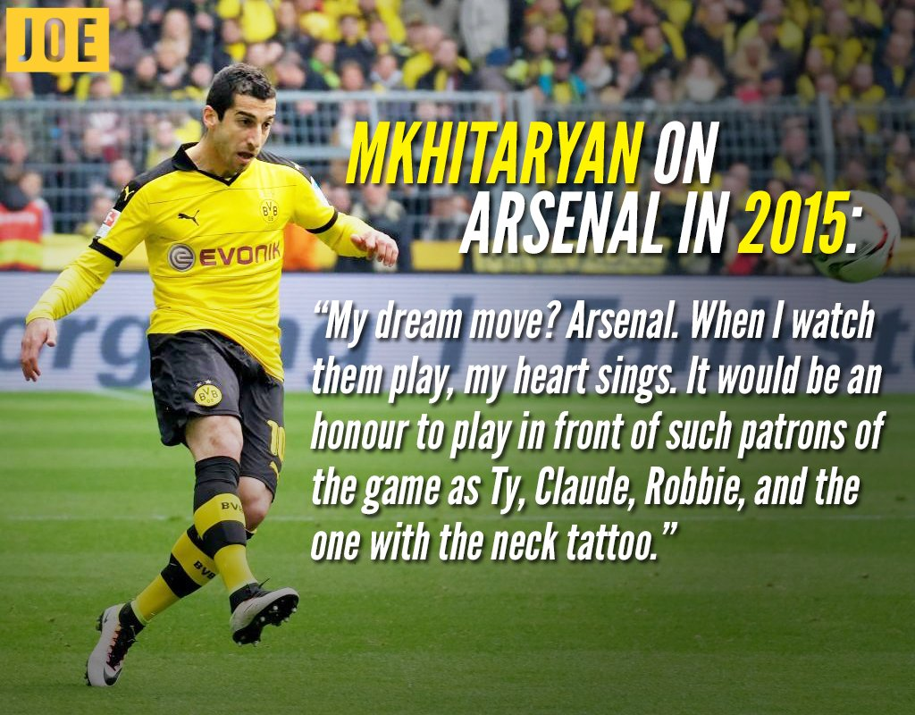 RT @SportsJOE_UK: Mkhitaryan just gets it #AFC #MUFC https://t.co/as9ftDWddx