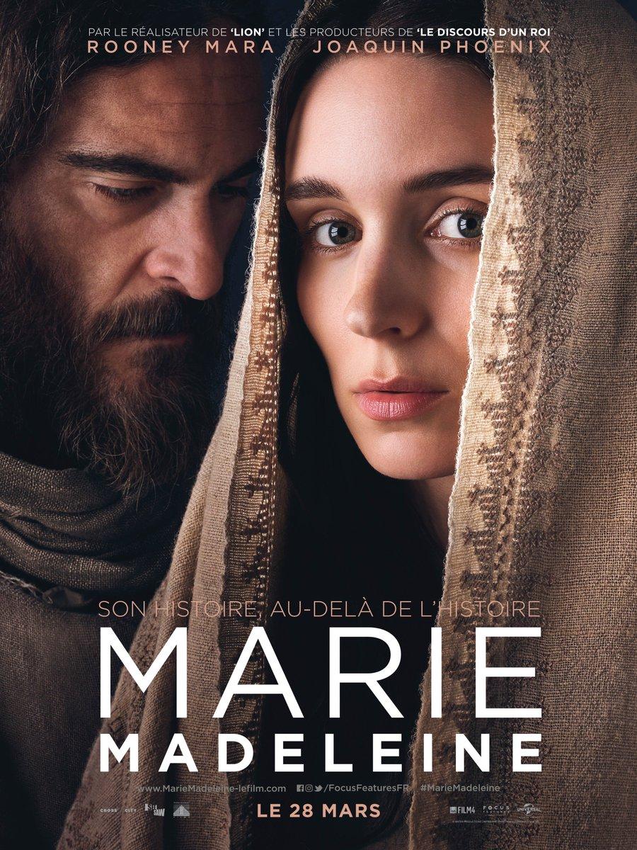 Affiche française du film MARIE MADELEINE