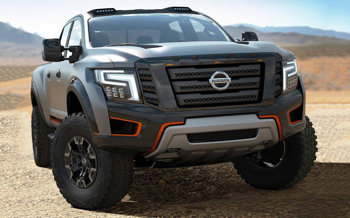 Nissan Titan Warrior Price >> New Car Models On Twitter 2019 Nissan Titan Xd Warrior