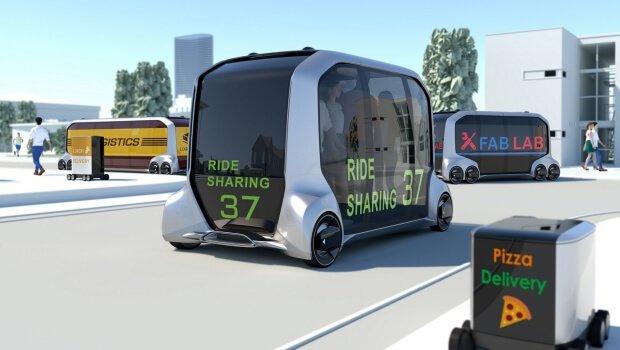 #Toyota #ePalette #concept, il trasporto del futuro al CES Leggi l'articolo: https://t.co/bK3RSiuTRD