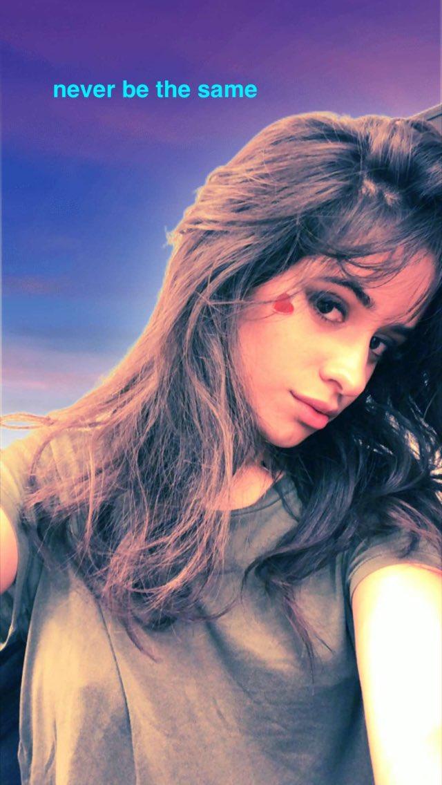 Camila's Snapchat story (January 16th) #...