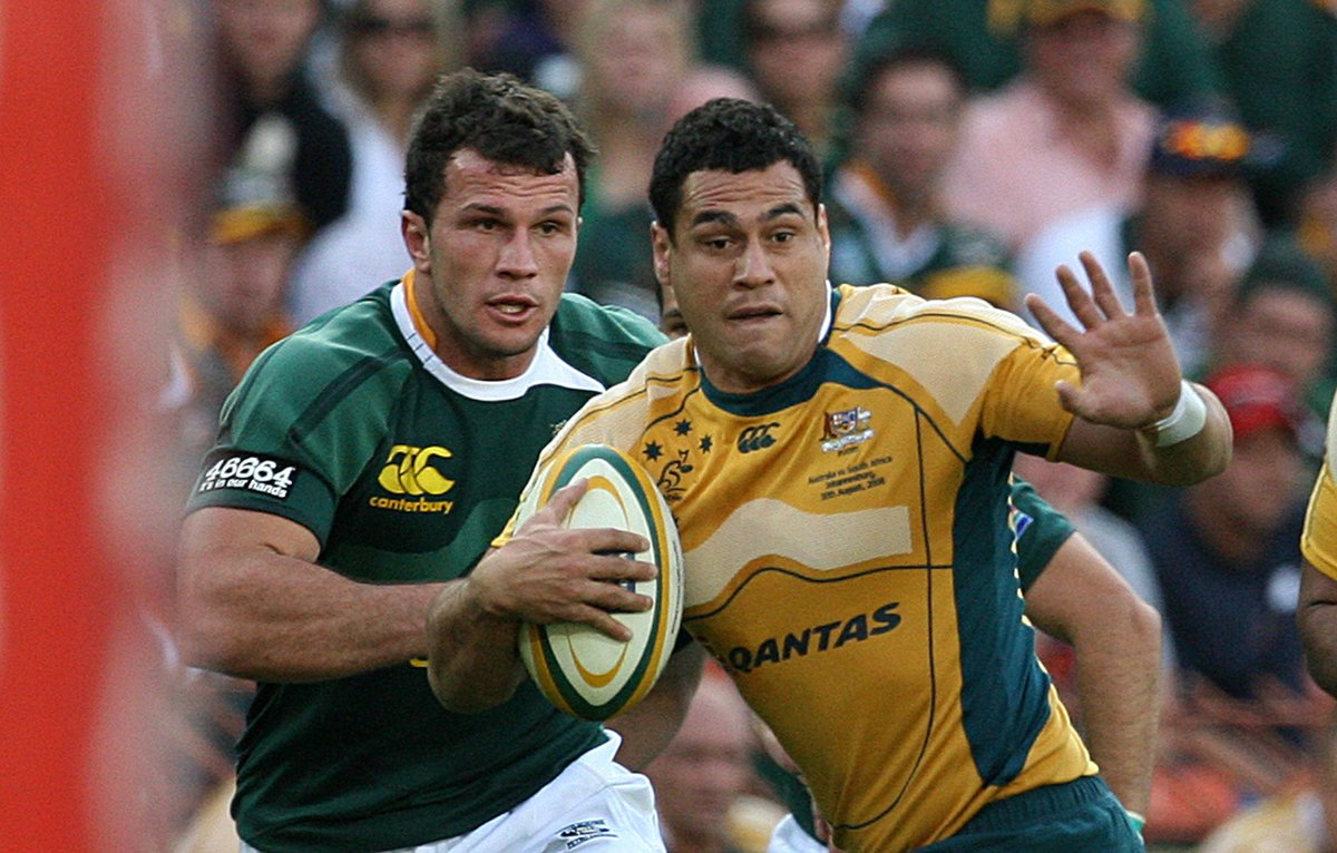 Fox Sports Rugby's photo on Rugby