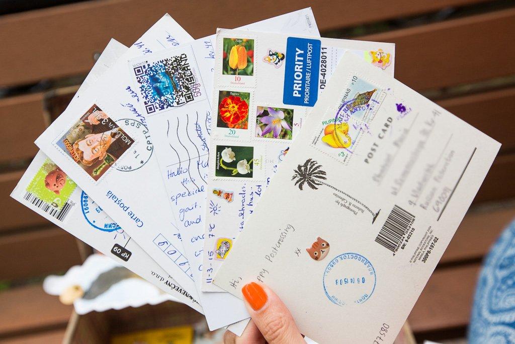 Посткард открытки сайт по переписке, открытки