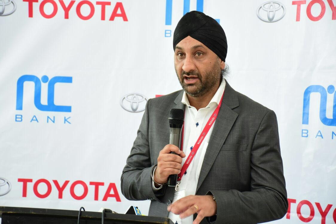 """NCBA Bank on Twitter: """"Signing of the asset financing agreement between NIC Bank & Toyota Kenya by Alan Dodd (Executive Director, NIC Bank) and Mr. Avinder Reel (Managing Director, Toyota Kenya) #NICToyotaPartnership…"""