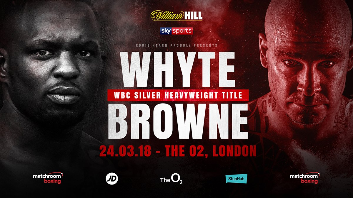 🎟️ Tickets for #WhyteBrowne go on-sale t...