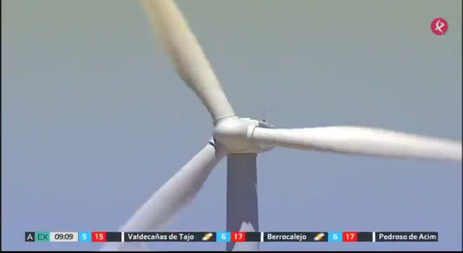 El primer parque eólico de #Extremadura está cada vez más cerca. La Junta ya ha autorizado la construcción y la declaración de utilidad pública de la planta