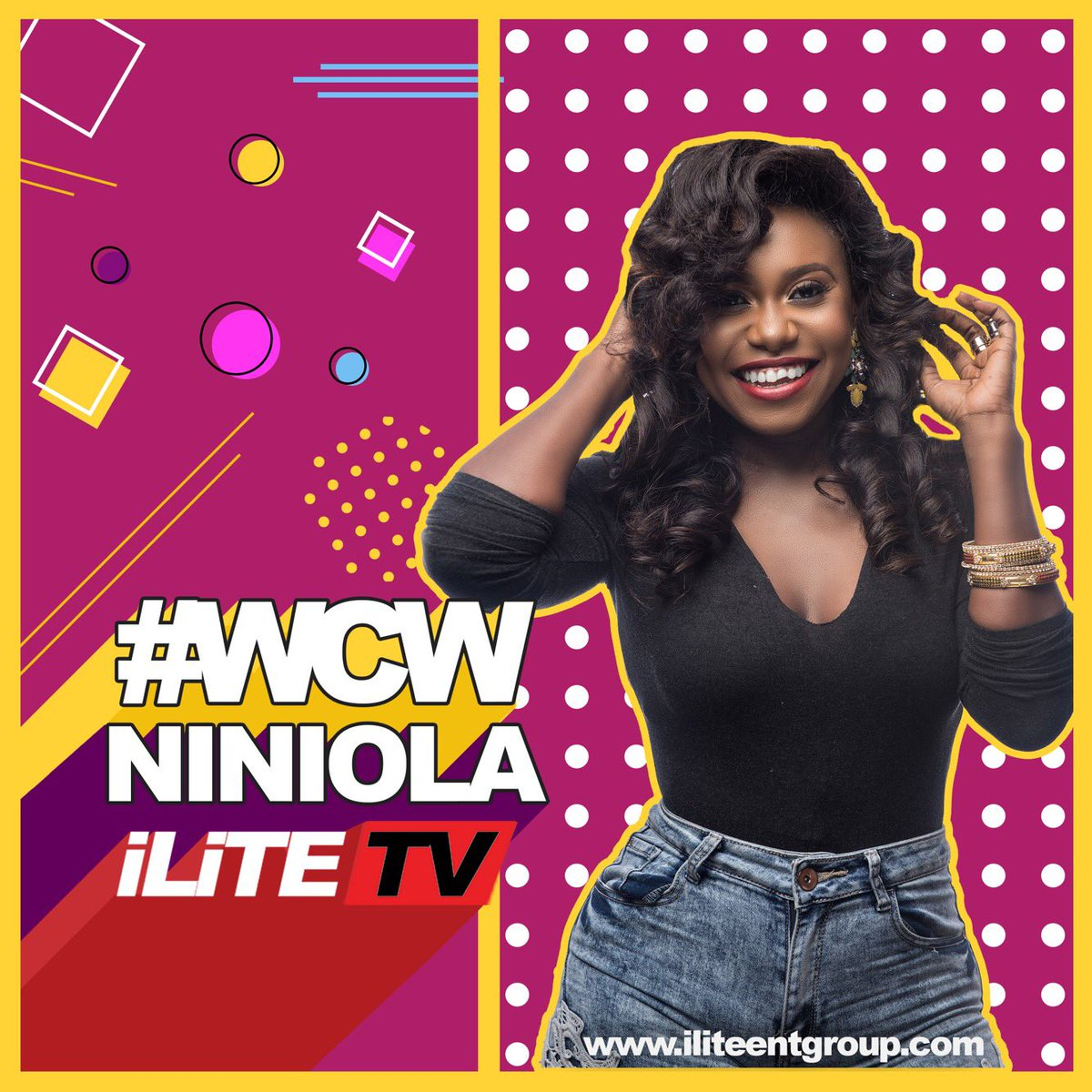 Our #WomanCrushWenesday is @officialnini...