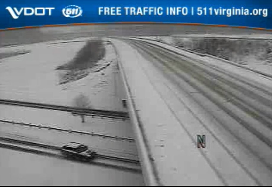 Vdot Traffic Map.Times Dispatch On Twitter See Road Conditions On Our Traffic Map