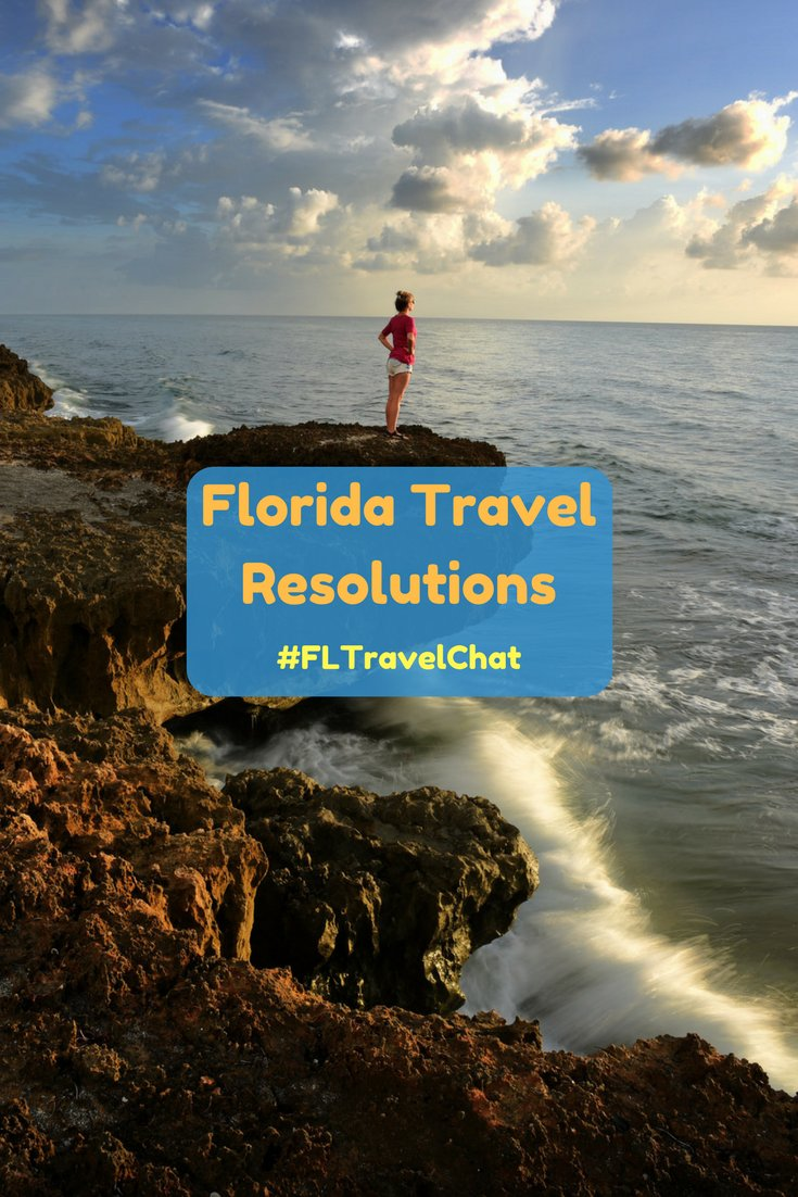 """Here's a recap of our January Twitter chat: ⚡️ """"Florida Travel Resolutions #FLTravelChat""""  https://t.co/d5mSYSFyot https://t.co/0PCzcMMJ3T"""