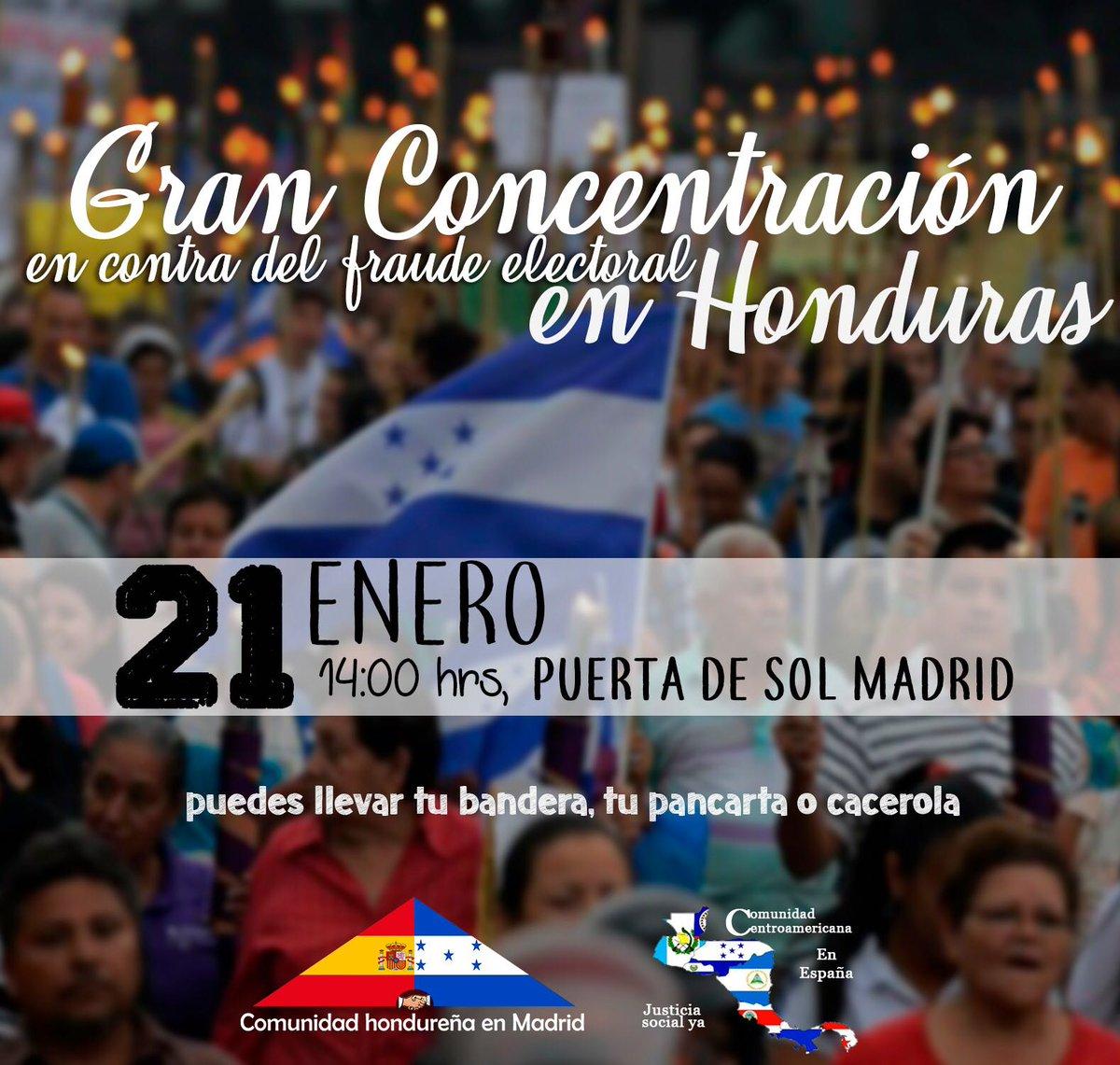 TODXS a Puerta Del Sol este domingo 21 E...