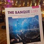 #LJTD2018 : @phSavoye annonce le lancement d'un magazine dédié a la transformation digitale pour les secteurs de la #banque, de l'#assurance et du #retail : The Banque Lab