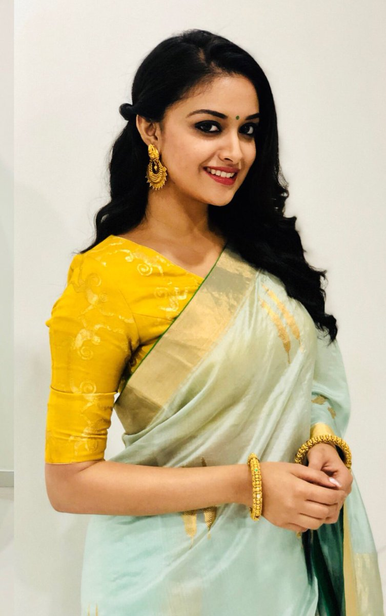 Keerthi Suresh never got the help