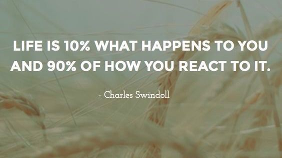 RT @ElysiaSkye: Life is 10% what happens to you... #Mindfulness #Choices https://t.co/aZ1nAyDkys