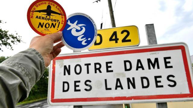 EXCLUSIVITE OUEST-FRANCE - Notre-Dame-des-Landes : le projet d'aéroport est abandonné | via @OuestFrance  https://t.co/eN93GvQTQE