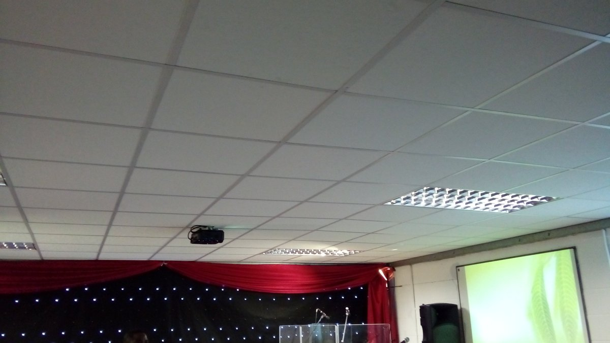 Ceiling tiles uk ceilingtilesuk twitter another fantastically installed suspended ceiling here using the very popular rockfon artic ceiling tiles you wouldnt have guessed it was our customers dailygadgetfo Image collections