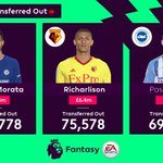 Have you lost patience with Morata?   The Chelsea striker currently is the most transferred out player...  #FPL