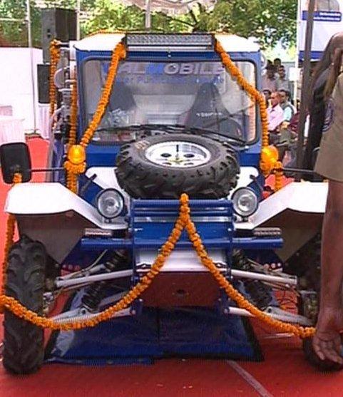 બનાસકાંઠ: સુઇગામ તાલુકાને મળી વોટર ડી-સેલીનેશન પ્લાન્ટ ધરાવતી મોબાઇલ વાન