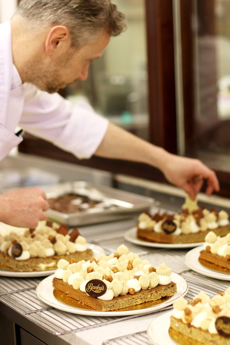 Bewley S Ireland On Twitter Visit Us Graftonstreet To See Executive Chef Ludo And His Team Prepare Our Cakes Pastry In The Café Bakery