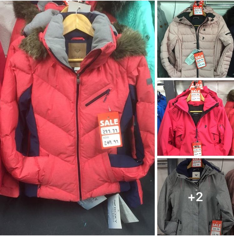e4e62ee692 SALE NOW ON! Currently in store we have a selection of our ladies ski and  snowboarding jackets reduced.pic.twitter.com 0GVuyEYp4x