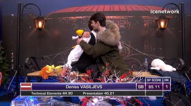 Денис Васильевс / Deniss VASILJEVS LAT - Страница 6 DTvo8NgV4AE35Wn