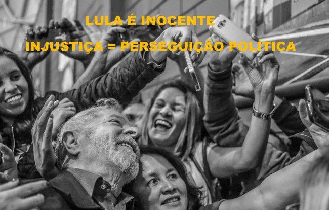 """UM PAÍS À MARGEM DA LEI """"A intenção não é encarcerar Lula diretamente, o que pode convertê-lo num mártir, mas impedir que ele concorra à presidência"""". No link, a íntegra do artigo de María José Fariñas: https://t.co/FGuM7qnH4H"""