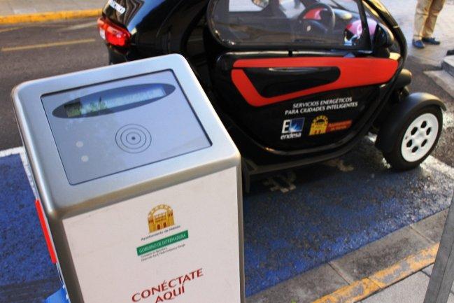 La Universidad de Extremadura respalda el desarrollo tecnológico del vehículo eléctrico https://t.co/uNY5nrUVPY https://t.co/vNZijQCSTV