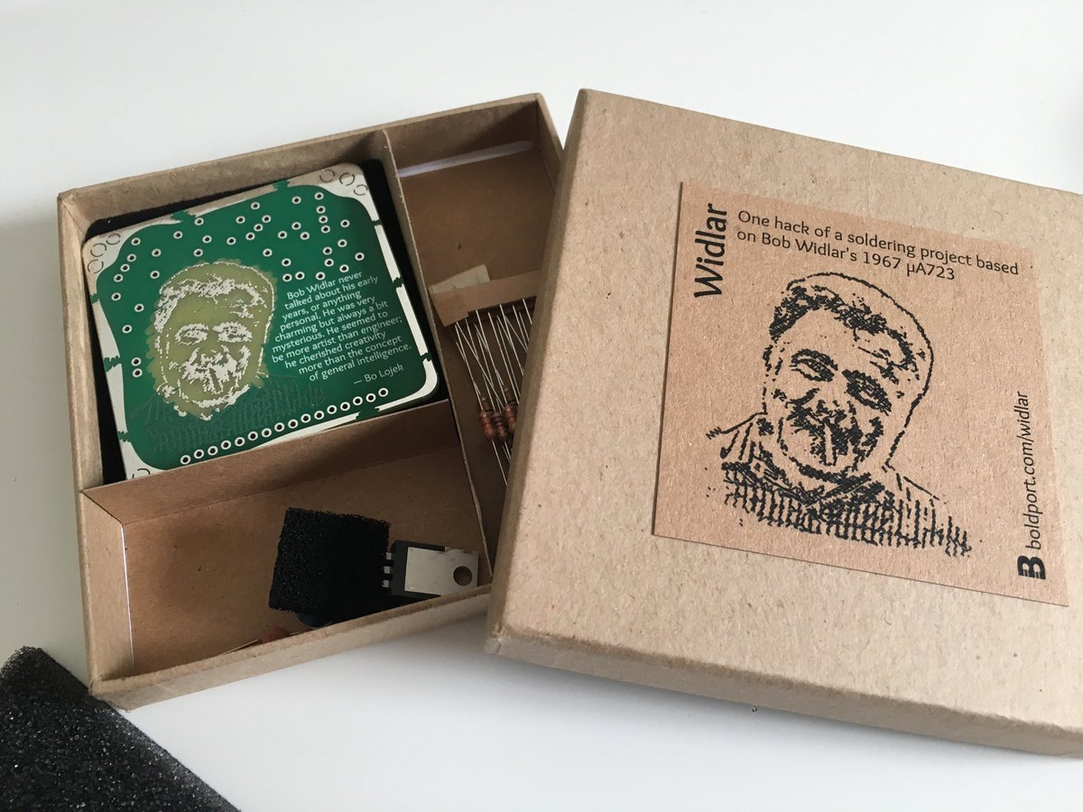 New @boldport project just arrived! 👨‍🏭🎉