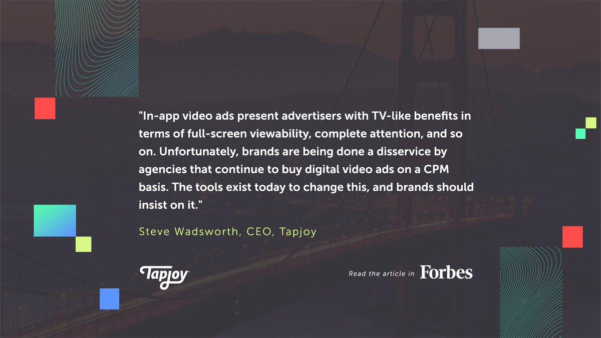 Tapjoy on Twitter: