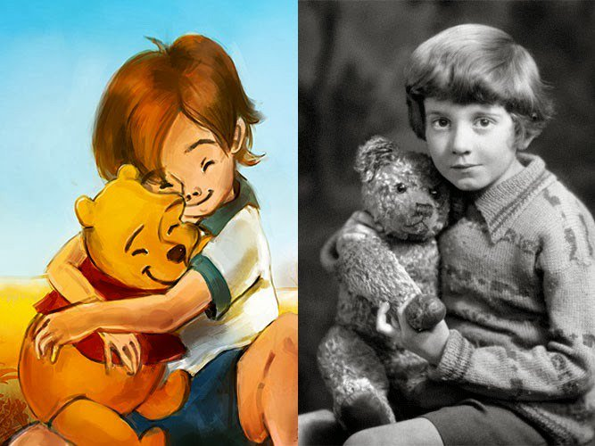 Disney Characters Who Exist in Real Life...
