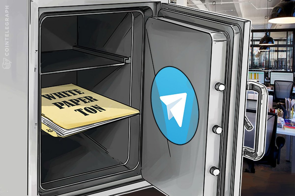 What to Make of 'Leaked' Telegram ICO White Paper https://t.co/nQ8Hu48jDg